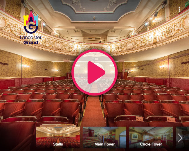 lancaster grand theatre live comedy family shows music dance