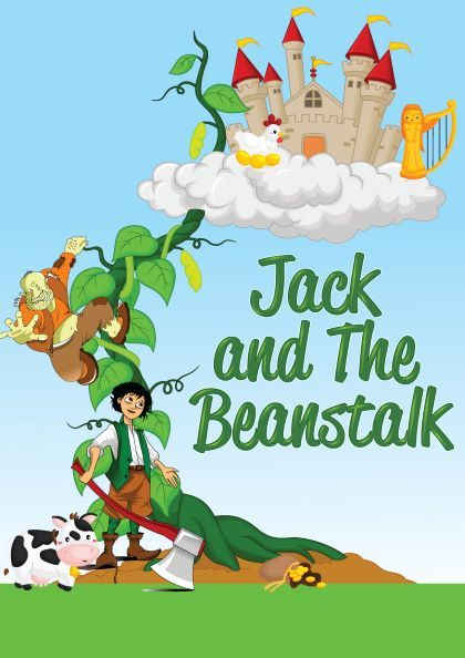Jack and The Beanstalk: Christmas Panto | Live Family @ Lancaster ...